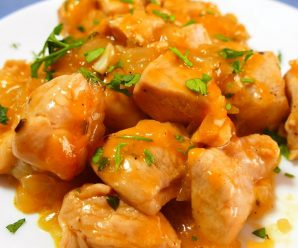 😋 Pollo a la NARANJA receta CHINA 🍗🍱