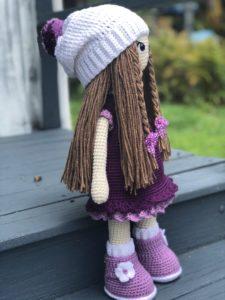Bellísimas Muñecas Amigurumi Tejidas A Crochet Paso A Paso