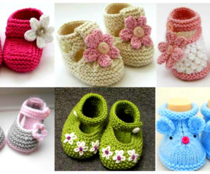 Tutorial de zapatitos de bebe a crochet-paso a paso!!!
