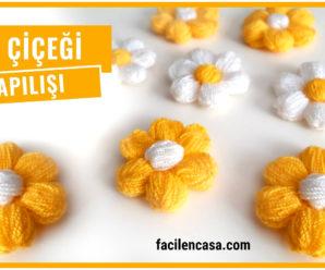 Preciosas flores a crochet-paso a paso a gratis!!!