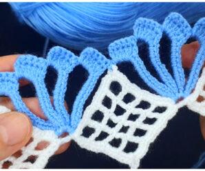 Modelo de tejido a ganchillo-tutorial gratis!!!